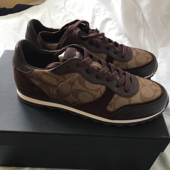 Coach Shoes   New Running   Poshmark